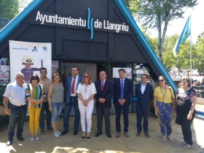REPRESENTACION FIDMA 2019 EMPRESAS DE LANGREO